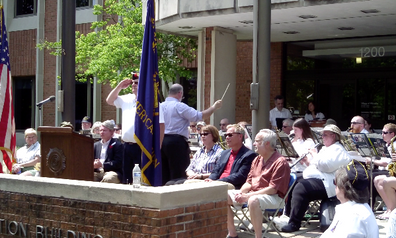Wilmette Memorial Day Performance