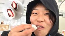 1月29日の日曜日イベント「作って食べよう!いちご大福」
