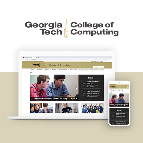 College of Computing Website