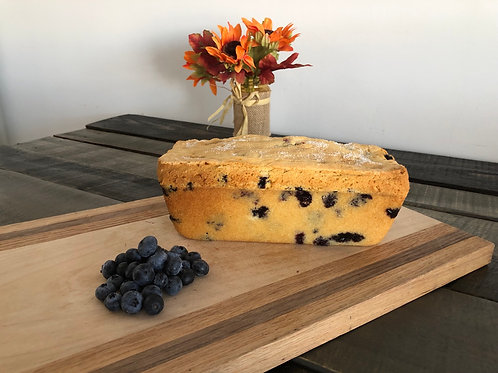 Blueberry Quick Bread - Store Pickup Only