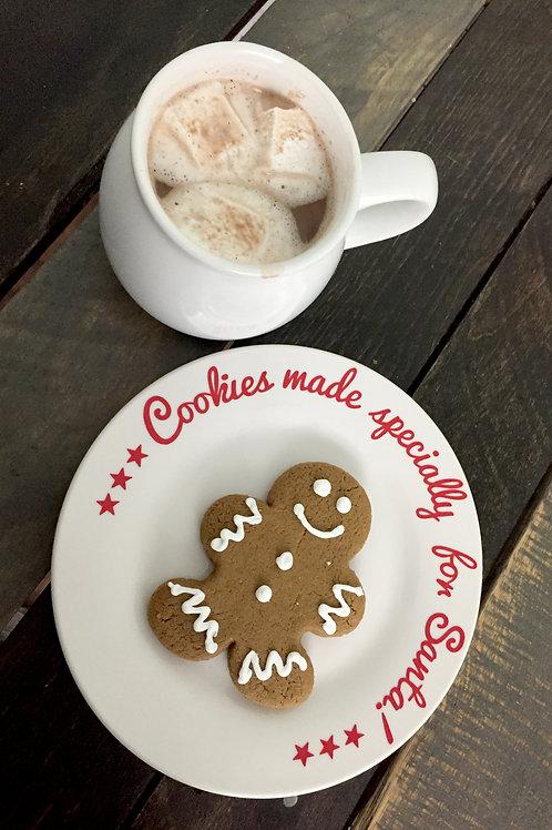 Gingerbread Cookies - One Dozen