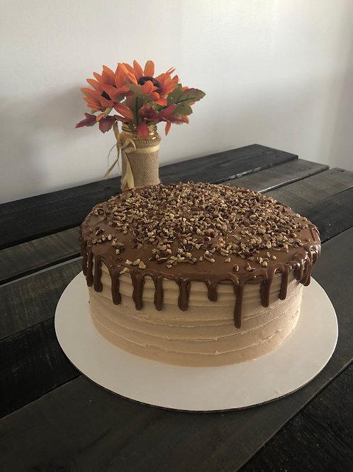 Caramel Pecan Doberge Cake- Store Pickup Only