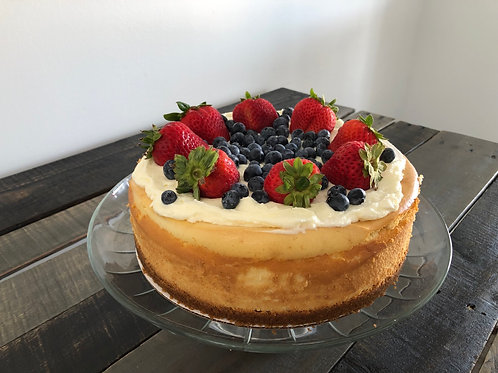 Berry Chantilly Cheesecake - Store Pickup Only