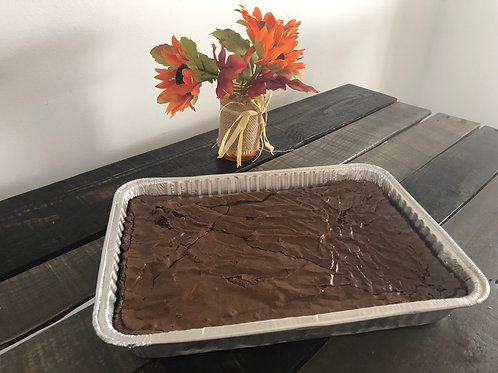 Brownies- Store Pickup Only