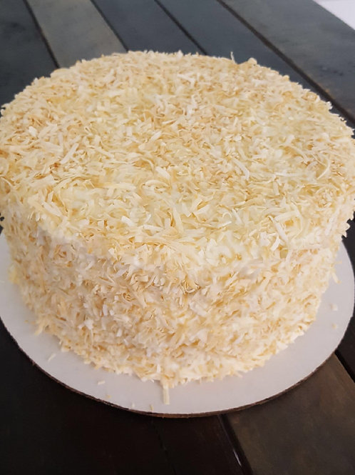 Southern Coconut Cake- Store Pickup Only