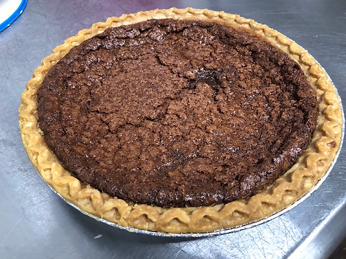 Chocolate Chess Pie- Store Pickup Only