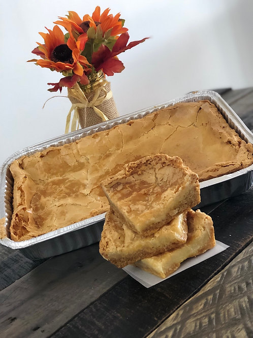Ooey Gooey Butter Cake- Store Pickup Only
