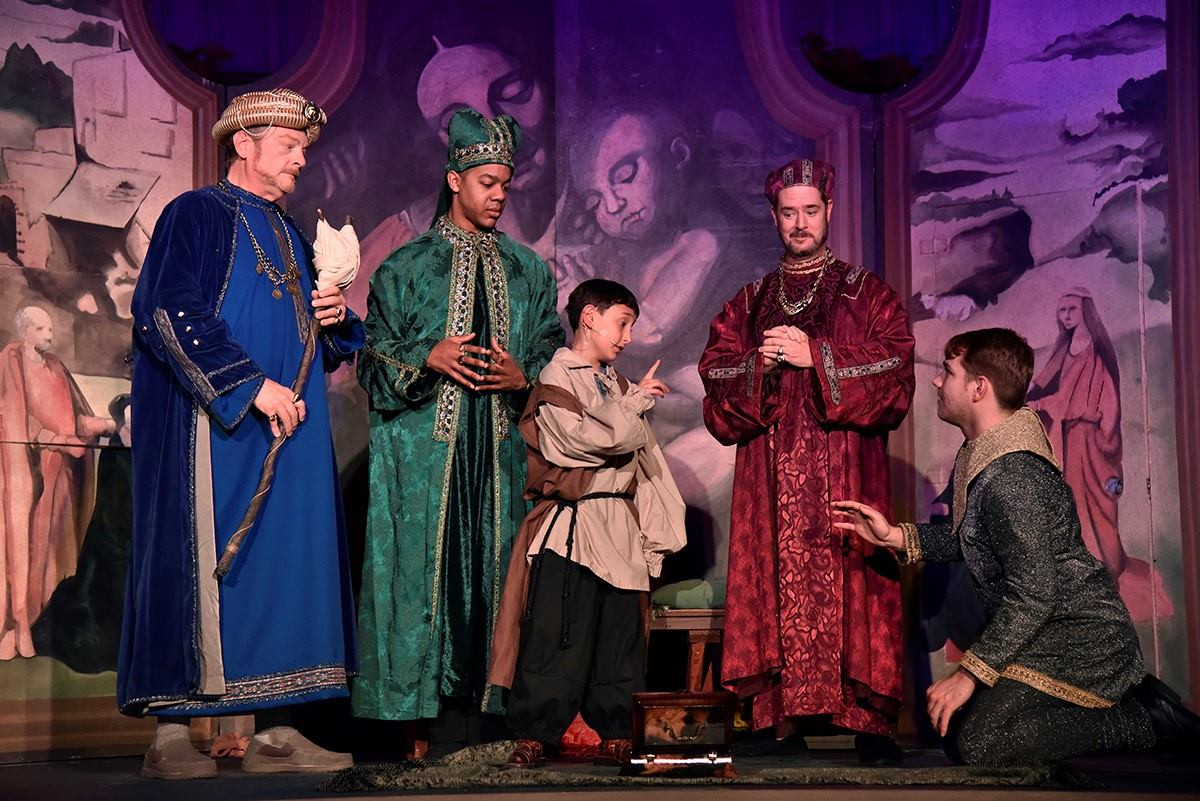 Amahl and the NIght Visitors (2018)