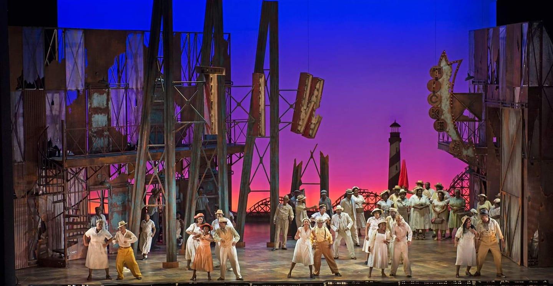 Porgy and Bess with Cincinatti Opera (2019)