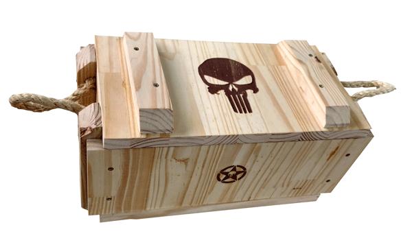 caixa para games