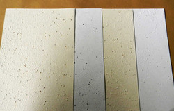 papel reciclado
