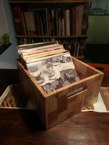 caixa sem tampa