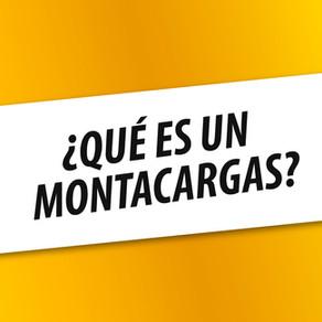 ¿Qué es un Montacargas?