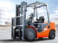 Montacargas Heli Serie H nuevo capacidad de 3 toneladas