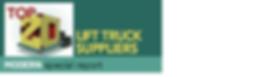 Documento con gráfica de los 20 empresas top en montacargas