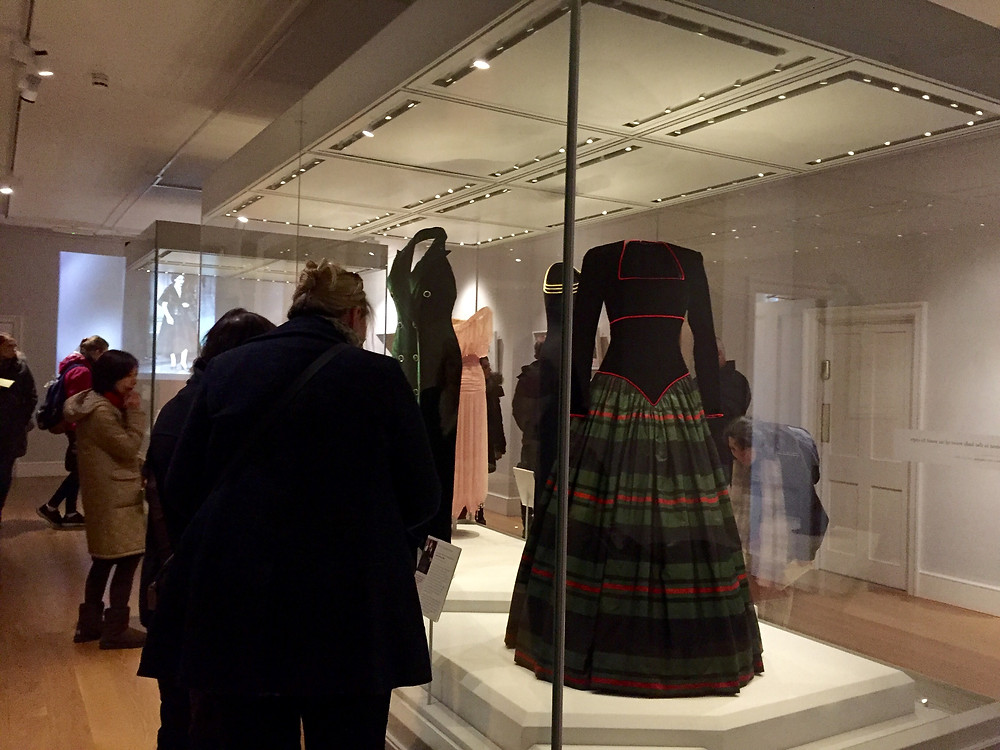 More designer gowns