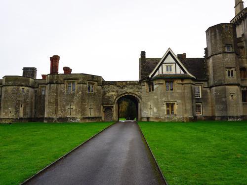ENGLAND TRIP: Bibury + Thornbury Castle Hotel