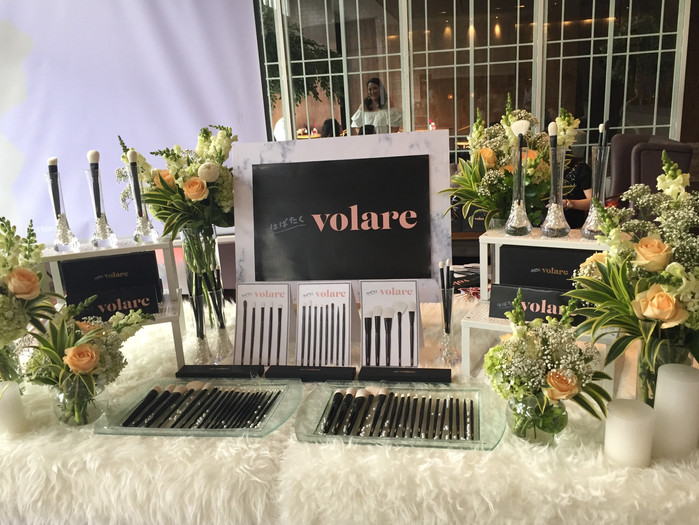 VOLARE Brushes Launch!