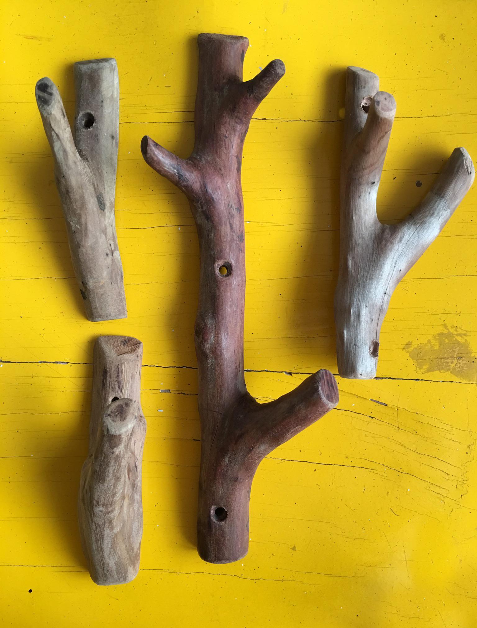 reaproveitamento troncos e galhos