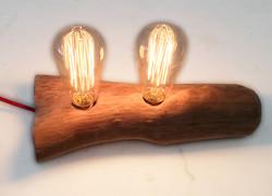 luminária tronco 2