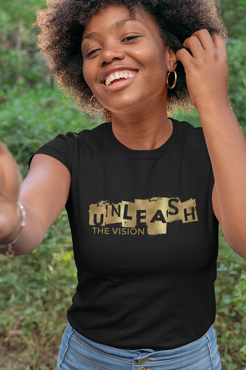 Unleash The Vision (Womens Fitted)