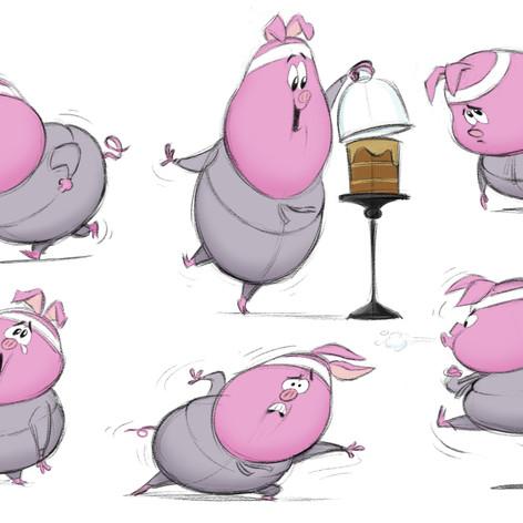 """""""Piggy"""" Designs"""