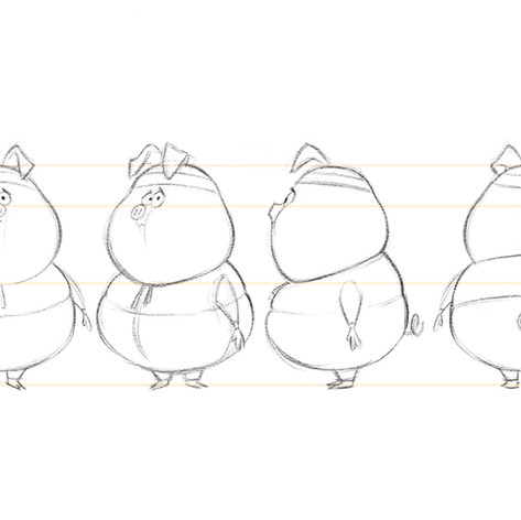 """Piggy"" turnaround"
