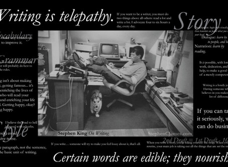 On Writing: Stephen King