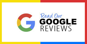 Google Reviews image on MCM Studios website