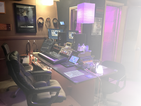 Studio Sessions at MCM Studios in Pittsburgh PA
