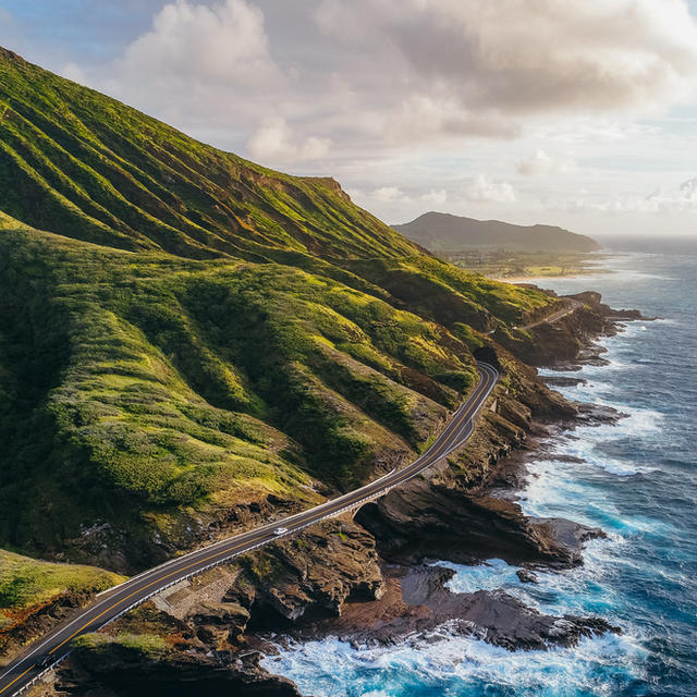 Cruising Hawaii