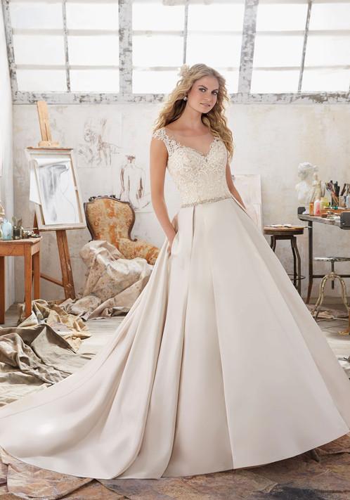 Maclaine Wedding Dress