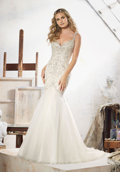 Miami Wedding Dress Gold Accent – Dresses for Woman