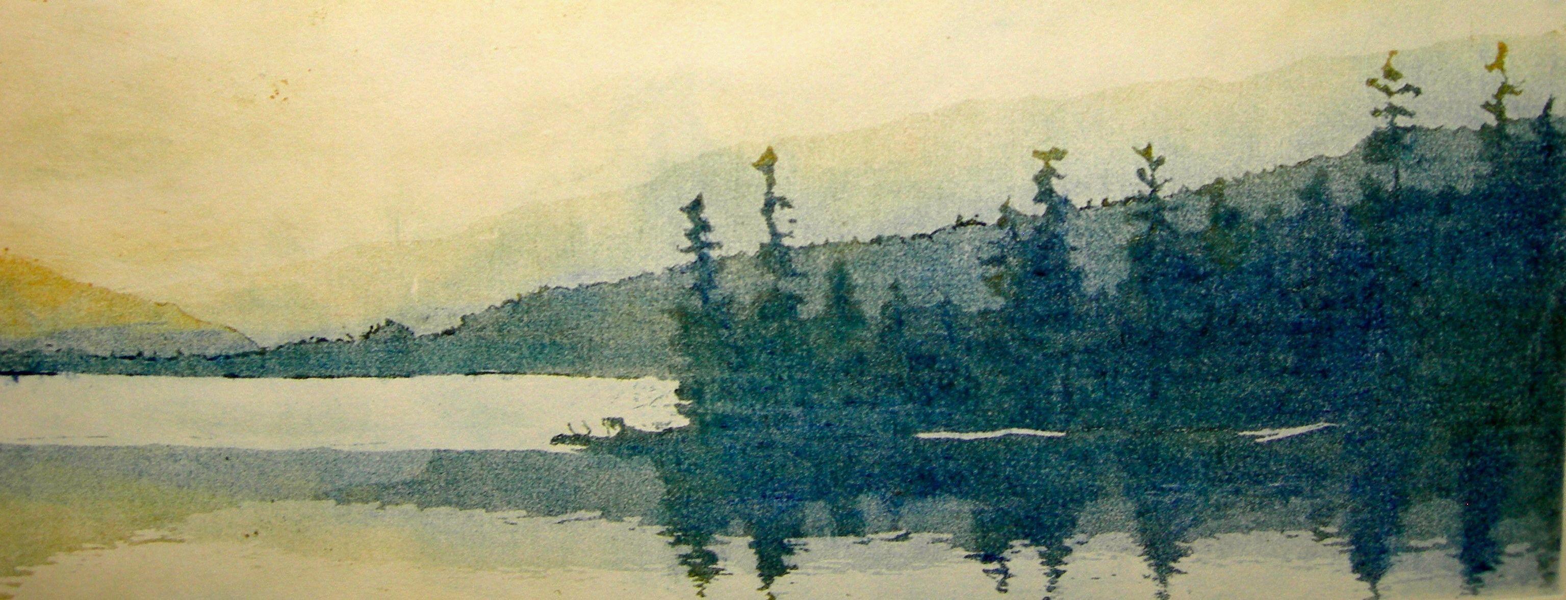 Lantern Hill Pond