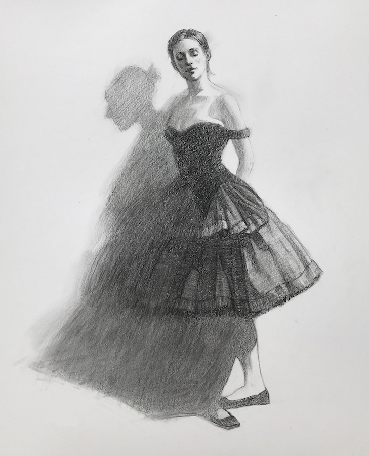 Study for After the Dance