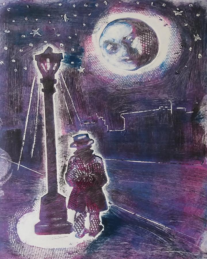 The Moon's Romance