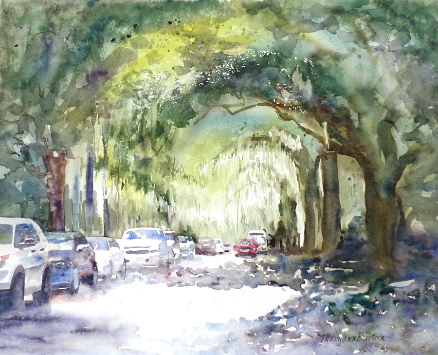Savannah Tree Tunnel