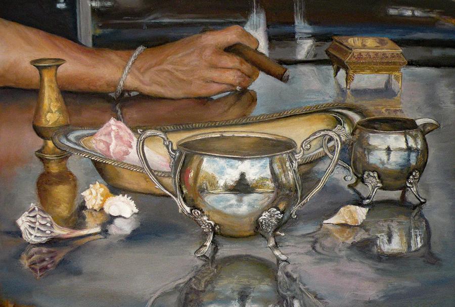 Silver & Brass