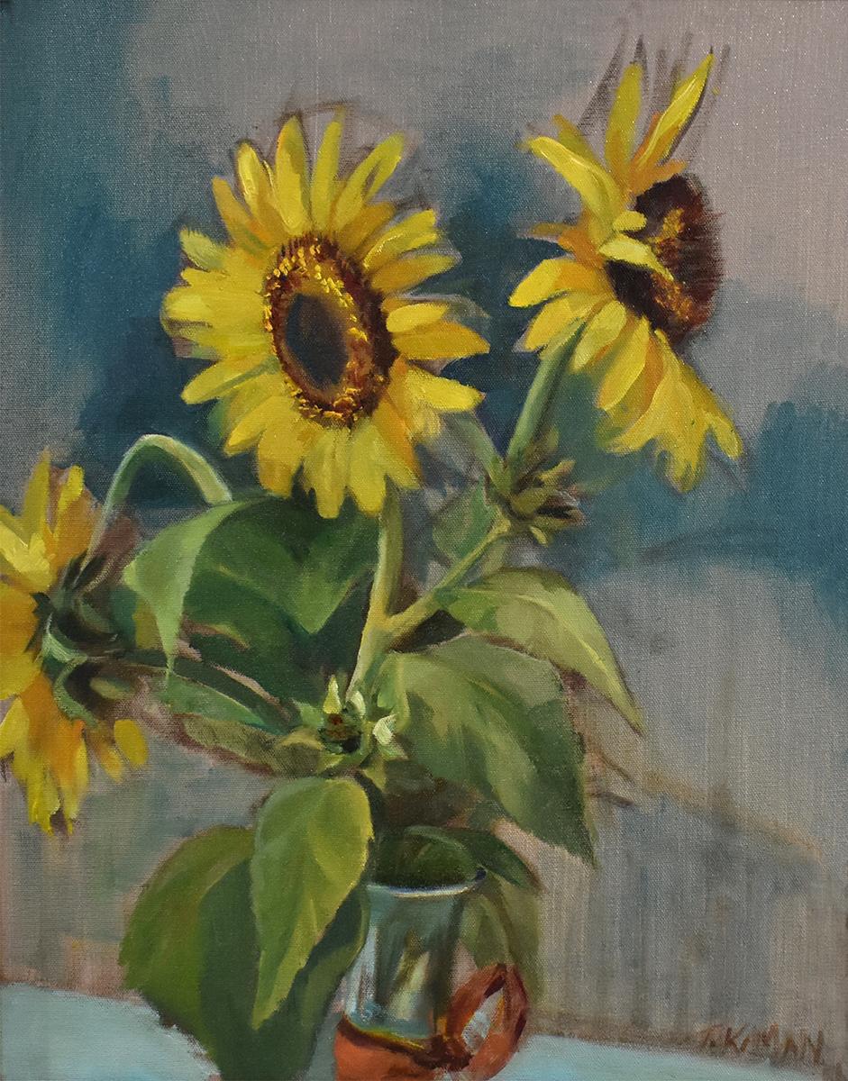 Anns Sunflowers