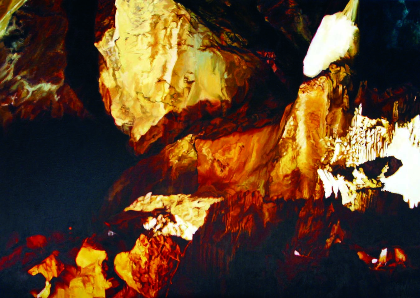 Cavern Series, BoulderKnot