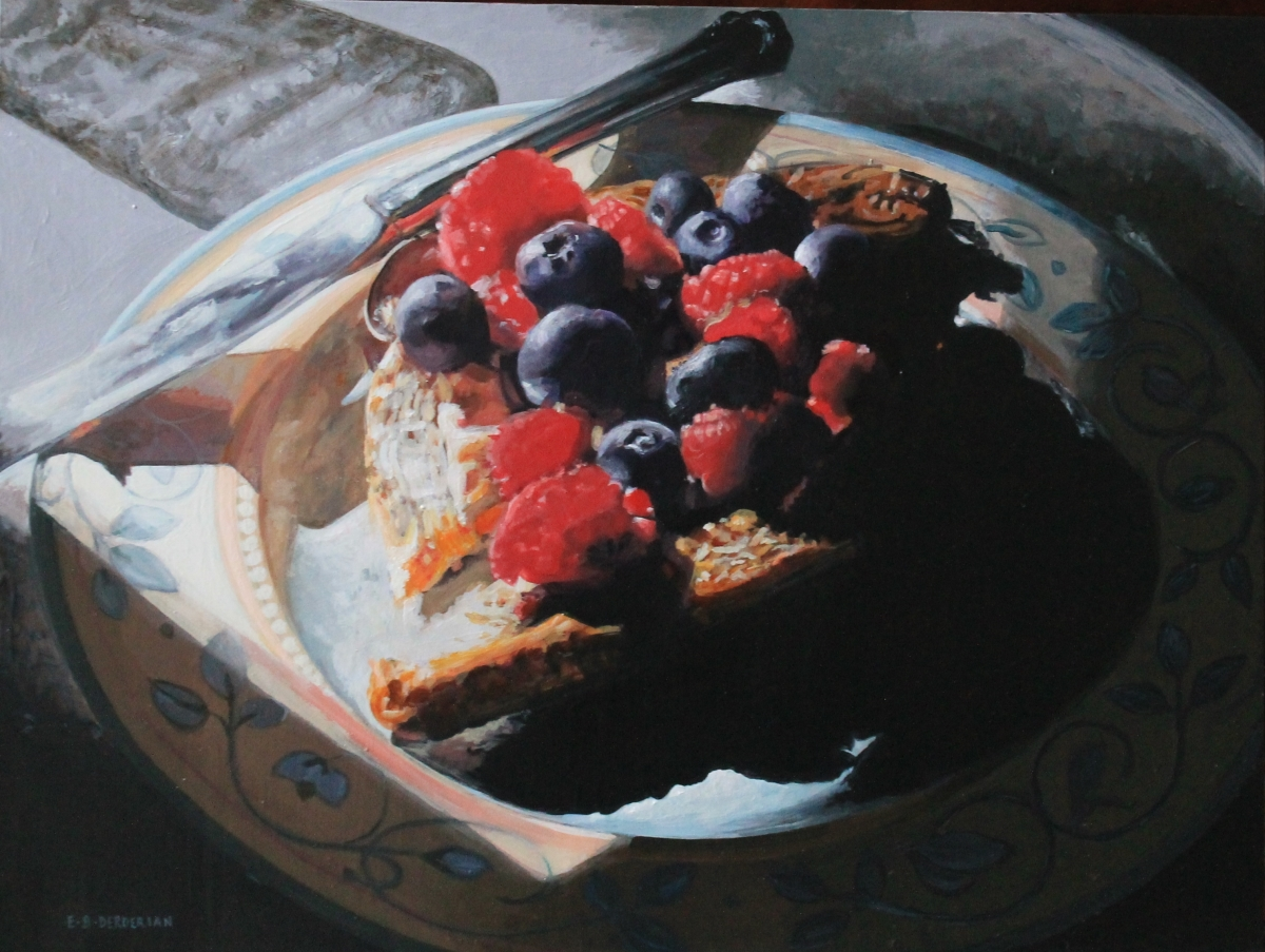 Berries on Toast