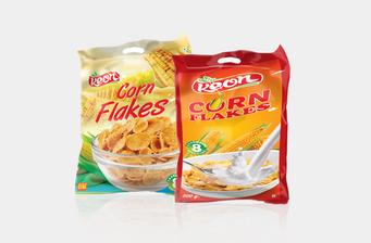Keon Corn Flakes Packaging
