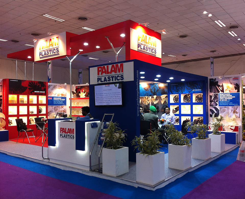 Exhibition design and fabrication by Trojan Design