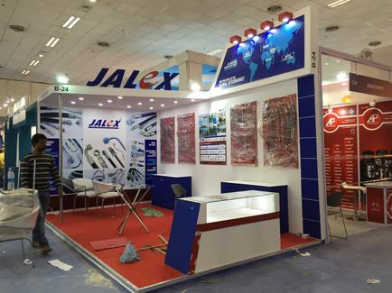 Jalex Stall