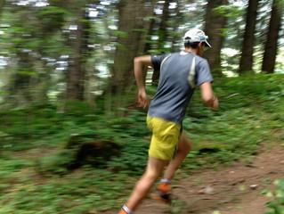 KEINE Rucksackpflicht am THE Trail