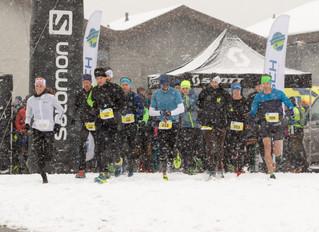 OL-Elite dominiert 'Winter-Gantrisch Trail'