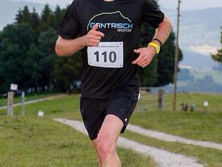 Matthias Bieri am Gantrisch Trail