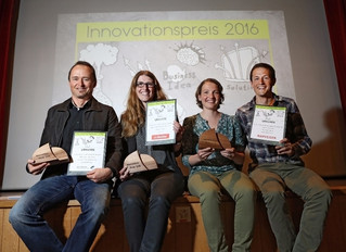 Innovationspreis für Gantrisch Trail