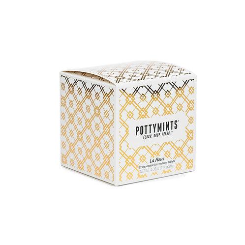 Box of 12 Pottymints - La Fleur