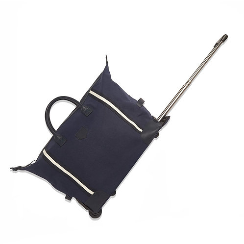 Navy Kennedy Rolling Bag